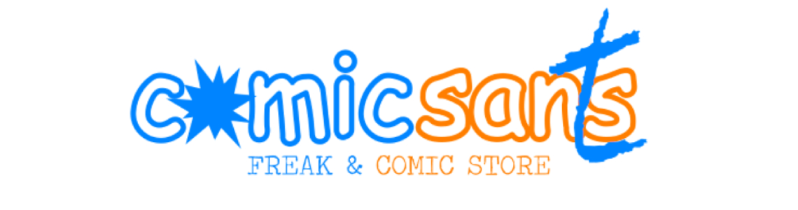 Zona tiendas especializadas: Comic SanTs