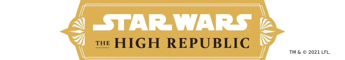 Star Wars: The High Republic llega a este Planeta