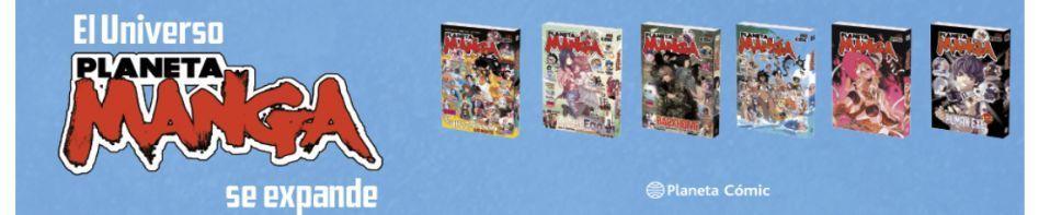 Planeta Manga, el 'big bang' de una nueva constelación de autores del  [...]