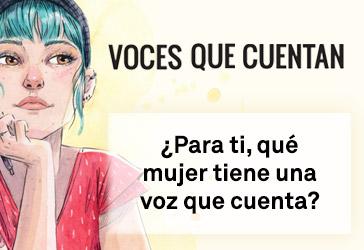Cadena #VocesQueCuentan