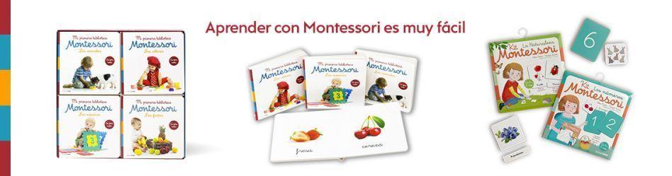 ¡La colección Montessori sigue creciendo!