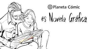Planeta Cómic es Novela Gráfica