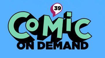 Planeta Cómic en el Cómic Barcelona on demand