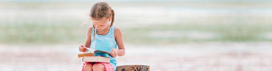 El verano, mejor momento para fomentar la lectura entre los peques
