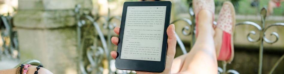 Ebooks: Los 10 mejores libros electrónicos para leer este verano