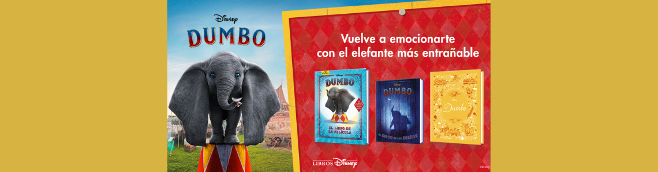 5 razones para ir a ver la nueva película de 'Dumbo'