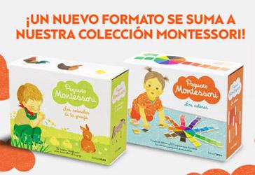 ¡Nuevo formato en Montessori para la vuelta al cole!