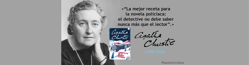 Agatha Christie en una película, una obra de teatro y un relato breve
