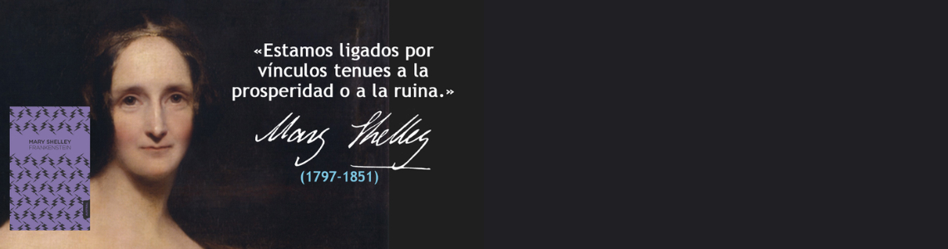 Mary Shelley en una canción, una película, un cuento, un ensayo y un libro