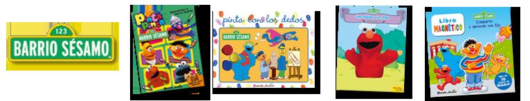 <div>Barrio Sésamo</div>