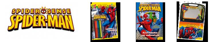<div>Marvel. Spiderman</div>