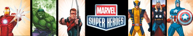 <div>Marvel. Superhéroes</div>