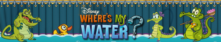 <div>Disney. Where's my water</div>