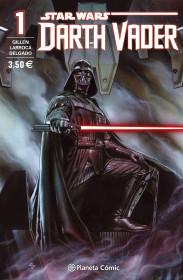 Star Wars Darth Vader nº 01/25 (estándar)