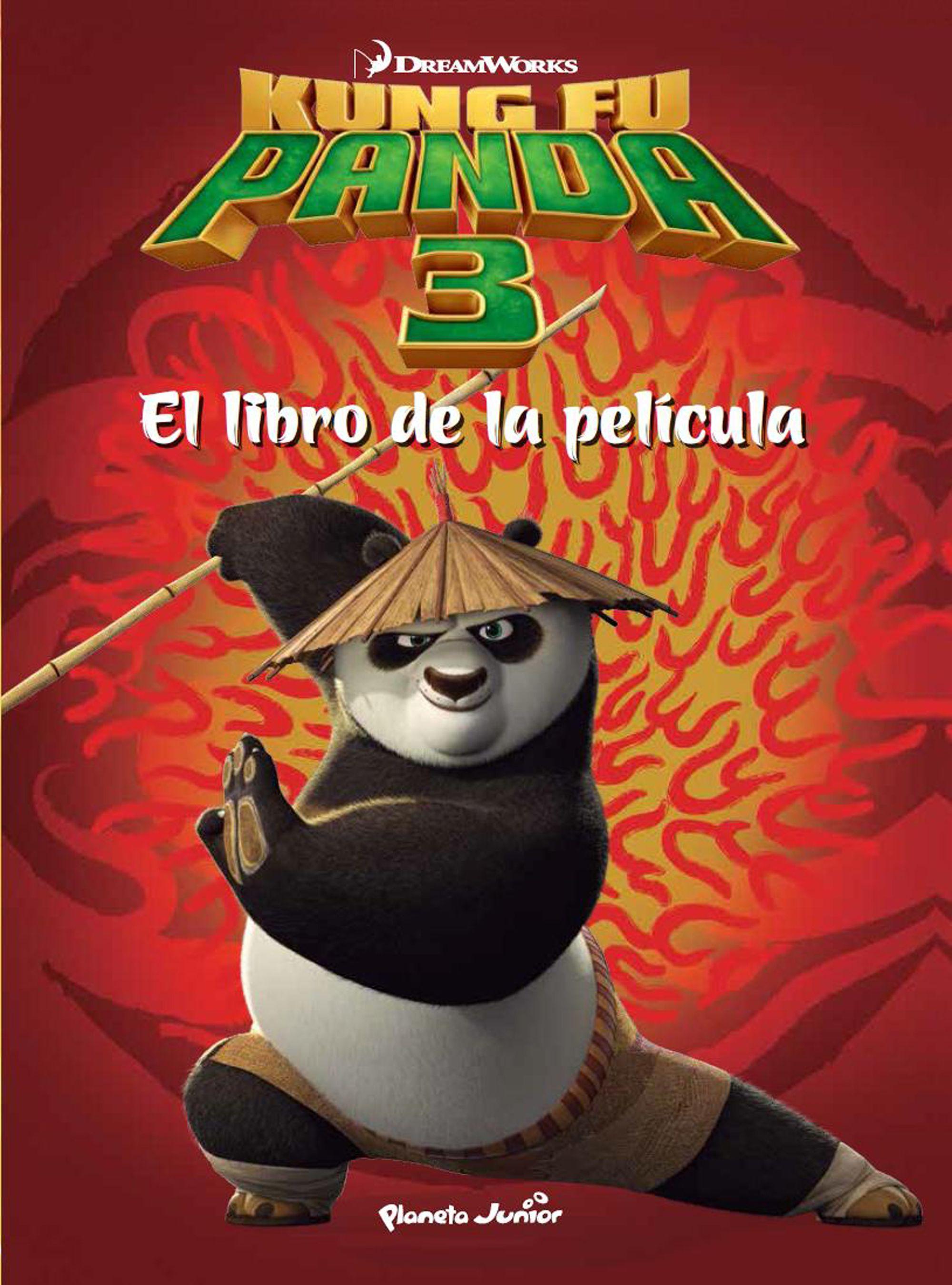 Kung Fu Panda 3. El libro de la película | Planeta de Libros
