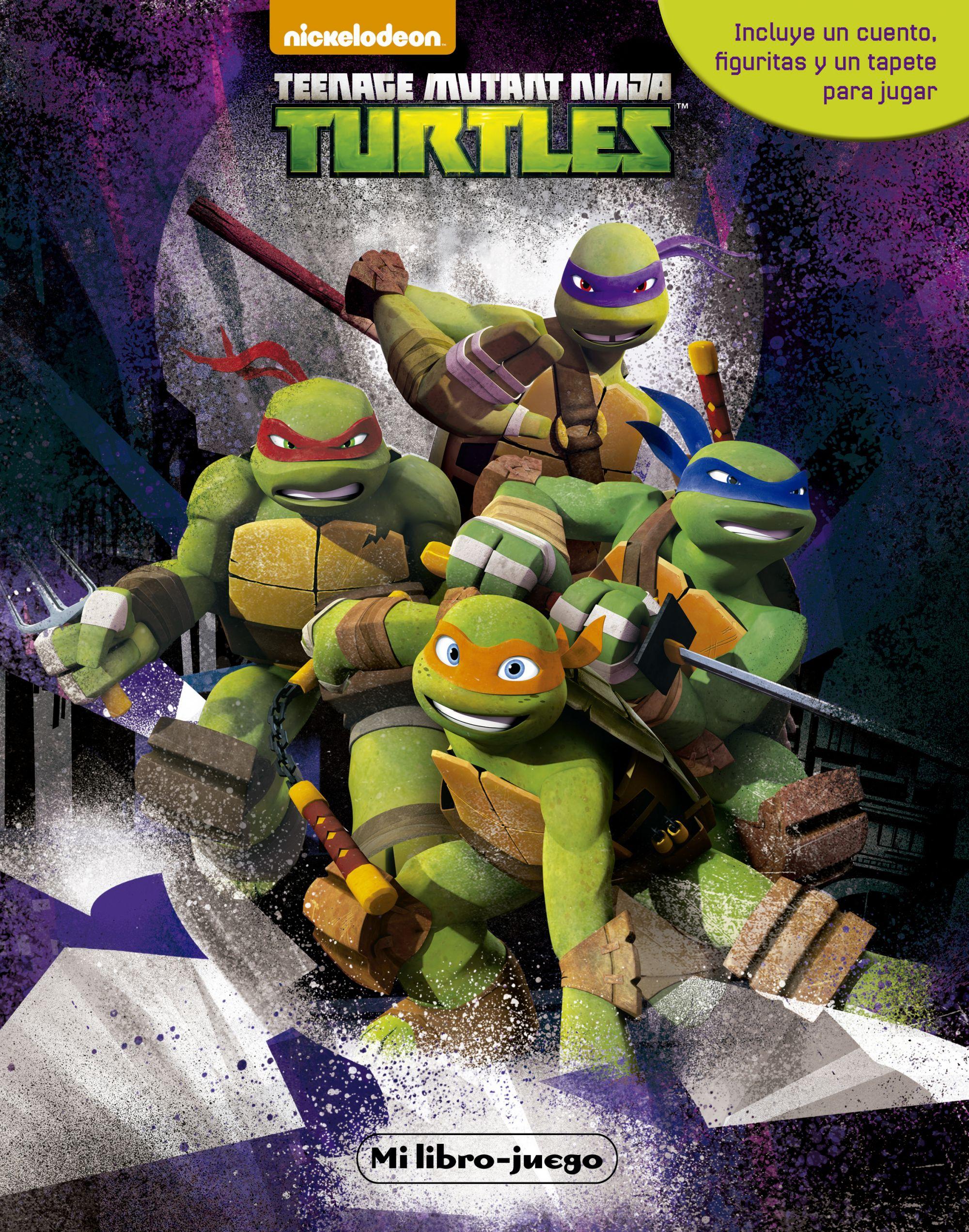 Excepcional Páginas De Color De Tortugas Ninja Regalo - Enmarcado ...