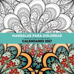 Calendario Mandalas para colorear 2017