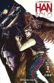 Star Wars Han Solo nº 01/05