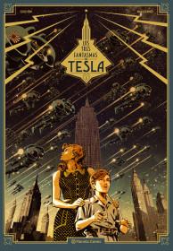 Los tres fantasmas de Tesla nº 01/03