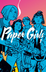 Paper Girls (tomo) nº 01