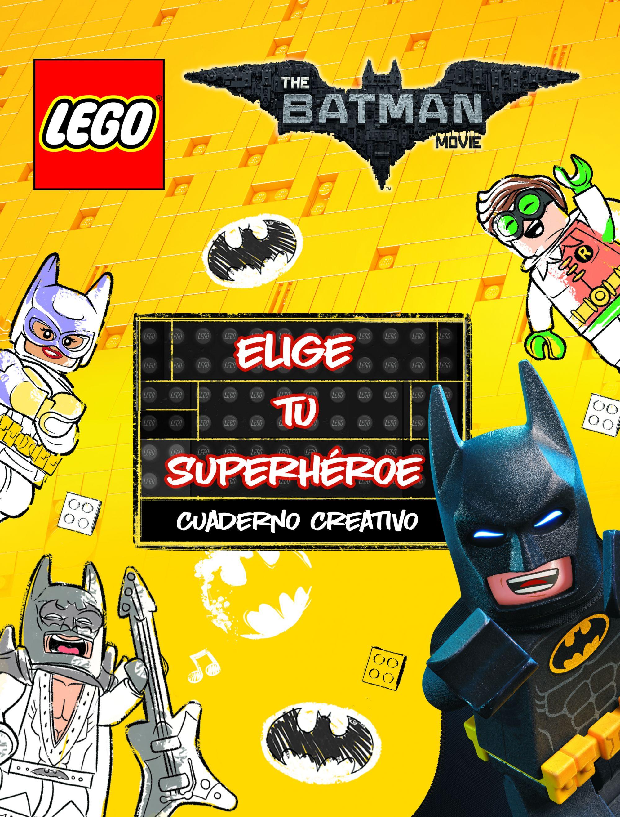 Atractivo Libro De Colorear De Película De Lego Fotos - Enmarcado ...