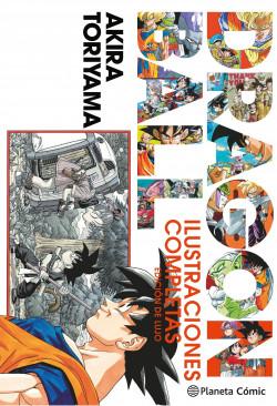 Dragon Ball Ilustraciones Completas (Nueva edición)