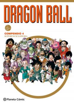Dragon Ball Compendio nº 04/04