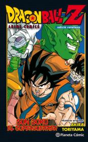 Dragon Ball Z Anime Comic Son Goku El Superguerrer. Edició catalana