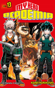 My Hero Academia nº 13