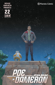 Star Wars Poe Dameron nº 22