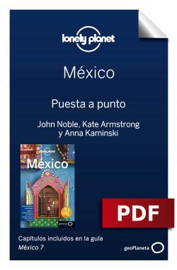 México 7_1. Preparación del viaje