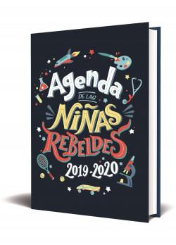 Agenda escolar 2019-2020 Niñas Rebeldes