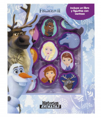 Frozen 2. Historias animadas