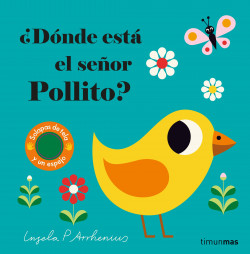 ¿Dónde está el señor Pollito?
