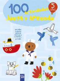 100 actividades juega y aprende 5 años