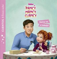 Fancy Nancy Clancy. Cuentos de buenas noches. Nancy va a trabajar