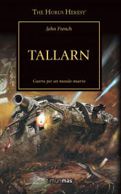 The Horus Heresy nº 45/54 Tallarn