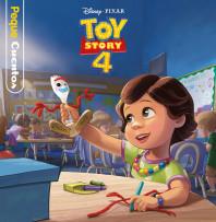 Toy Story 4. Pequecuentos