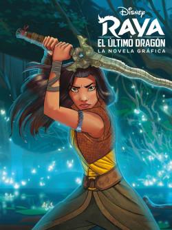 Raya y el último dragón. La novela gráfica