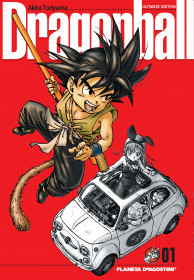 Dragon Ball nº 01/34 PDA