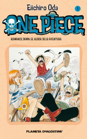 One Piece nº 01