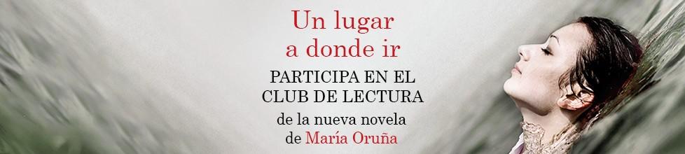 ¡Únete al club de lectura de la nueva novela de María Oruña!