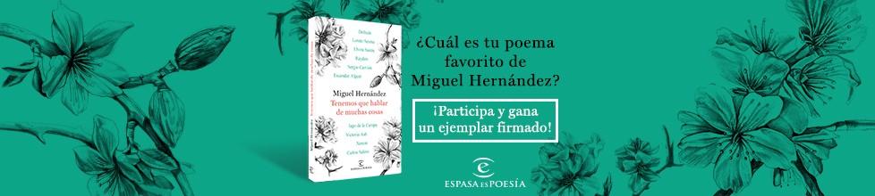 Celebra el 75 aniversario de Miguel Hernández