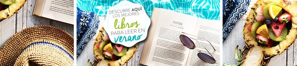 ¡Encuentra la mejor lectura para estas vacaciones!