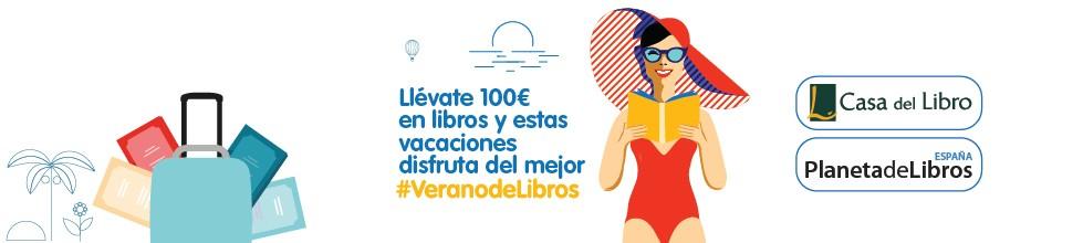 ¡Apúntate y participa en el sorteo que llenará tu maleta de libros estas vacaciones!