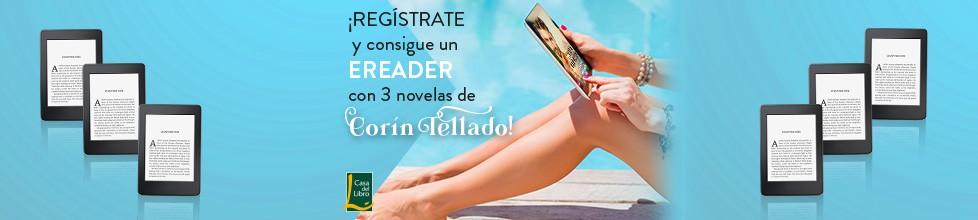 ¡Sorteamos un eReader Tagus con 3 eBooks de Corín Tellado!