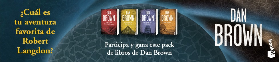 Concurso Booket Dan Brown