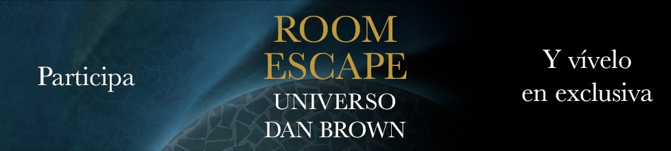 Room Escape Dan Brown