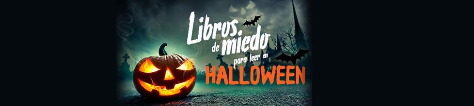¡Descubre todos los libros de miedo para leer en Halloween!