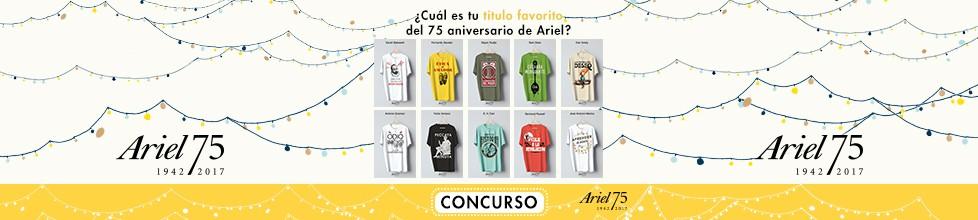 Territorio Concurso 75 años Ariel
